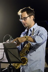 "On Air ""Alto Monk"" : Mattia Cigalini (saxophone alto)"