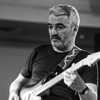 Les Barons à Jazzup : Amaury Filliard (guitare)